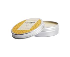 Deodorant blikje - Citrus - 100ml - Leven zonder afval