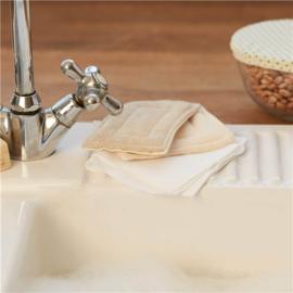 Herbruikbare afwas sponzen  2 stuks - Tabitha Eve