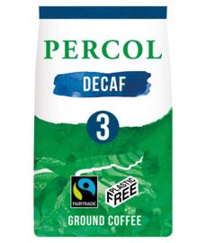 Gemalen koffie Decaf - zero plastic - Percol