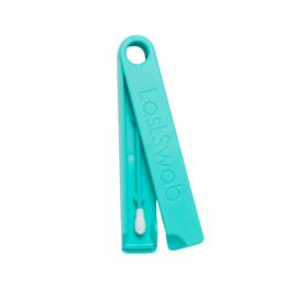 Herbruikbaar wattenstaafje Dolphin Turquoise - Basic - LastSwab