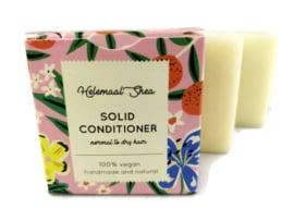 Solid conditioner (normaal tot droog haar) - HelemaalShea