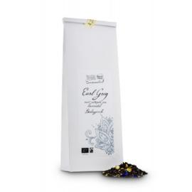 Earl grey thee met citroen en lavendel  bio 100 gram (composteerbare verpakking) - Peeze