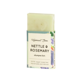 Shampoo bar - mini - Brandnetel & Rozemarijn - HelemaalShea