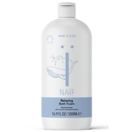 Milde badschuim - 500 ml - zero plastic - Naïf