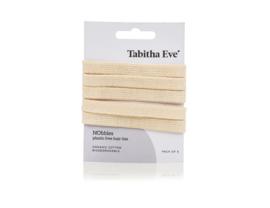 Haar elastiekjes plasticvrij - naturel - Tabitha Eve