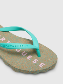 Teenslipper  Base Green - Asportuguesas
