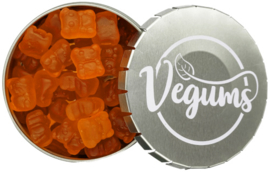 Omega-3 - BASIS PAKKET - 60 stuks+bewaarblikje - Vegums