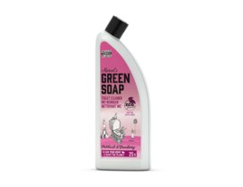 Toiletreiniger Patchouli en Cranberry (recycled plastic) 750 ml - Green Soap