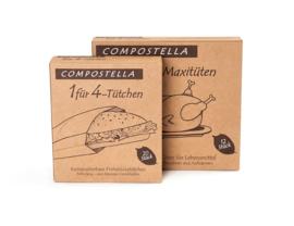 4-in-1 Zakjes - Large 12 stuks - Compostella