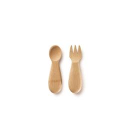 Baby's Fork & Spoon vanaf 12 maanden - Bambu