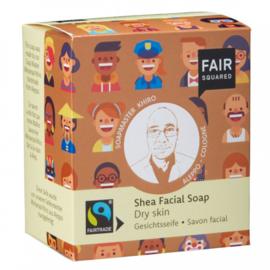 Gezichtszeep 2 stuks voor de droge huid - Fair Squared