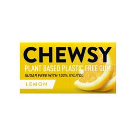 Natuurlijke kauwgom  Citroen 10 stuks - Chewsy