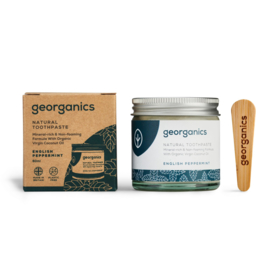 Tandpasta English Peppermint - Georganics