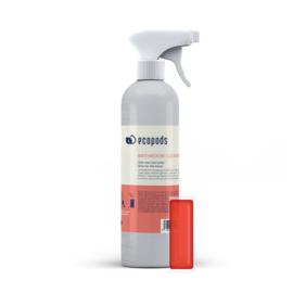 Aluminium sprayfles Sanitair - incl 1 pod- Ecopods