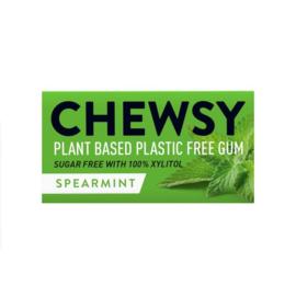 Natuurlijke kauwgom Spearmint 10 stuks - Chewsy