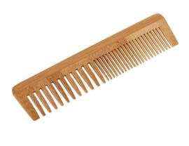 Kam recht - bamboe/hout-Croll en Denecke