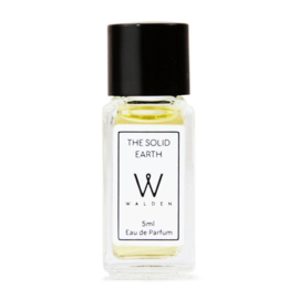 Parfum -The Solid Earth Unisex - 5ml - Walden natural parfume
