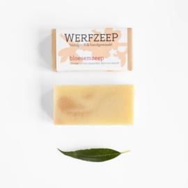 Bloesemzeep - Werfzeep