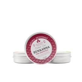 Deodorant blikje 45 gram Pink Grapefruit  - Ben & Anna