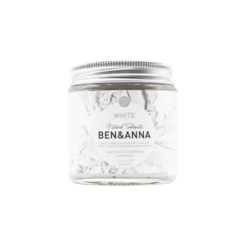 Tandpasta White 100 ml - Ben & Anna