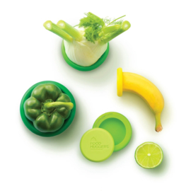 Food Huggers Fresh Greens - set van 5 - zero plastic