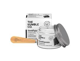 Tandpasta Zwarte kool - mét fluoride - Humble Brush