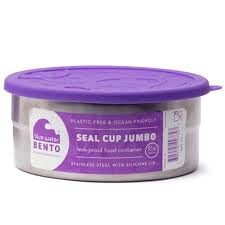 Seal cup Jumbo - 1420 ml - Blue Bento