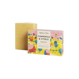 Kamille-citrus haarzeep - HelemaalShea