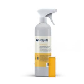 Aluminium sprayfles Ontvetter - incl 1 pod- Ecopods