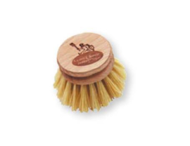 Afwasborstel kop hout - Ecodis