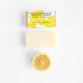 Schoonmaakzeep citroen & citronella - Werfzeep