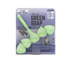 Toiletblok  Lavendel & Rozemarijn - Green Soap