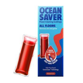 Allesreiniger voor vloeren (maakt 750ml) - Ruhbarb - zero plastic - OceanSaver