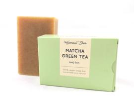 Matcha Groene Thee zeep - HelemaalShea