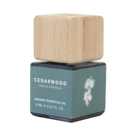 Etherische olie Cedarwood biologisch - Bioscents