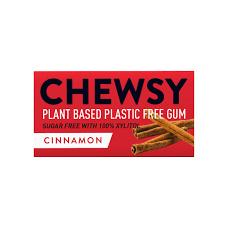 Natuurlijke kauwgom Kaneel 10 stuks - Chewsy