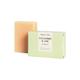 Shampoo bar - Komkommer & Limoen - HelemaalShea