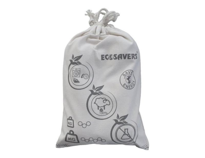Wasdroger ballen van wol (6 stuks) - EcoSavers