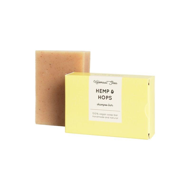 Shampoo bar - Hennep & Hop - HelemaalShea