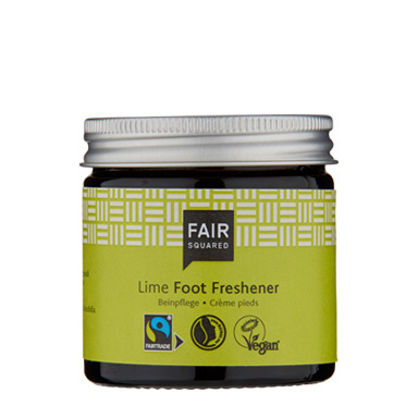 Lime Foot Freshener 50ml - Fair Squared