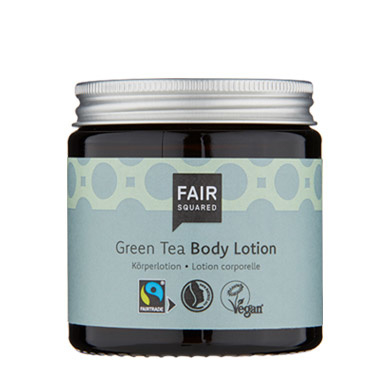 Green Tea Bodylotion 100 ml - Fair Squared