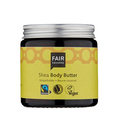 Shea Body Butter 100 ml - Fair Squared