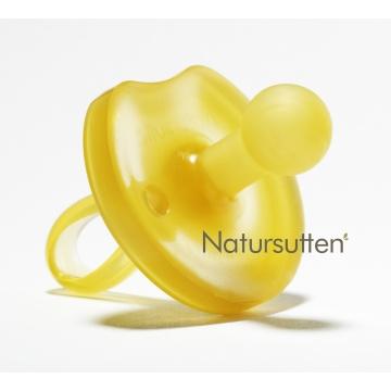 Natuurlijke fopspeen kers M (6-12 maanden) - Natursutten