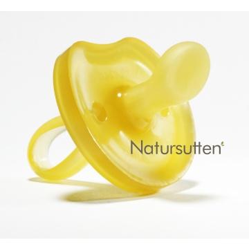 Natuurlijke fopspeen anatomisch M (6-12- maanden) - Natursutten