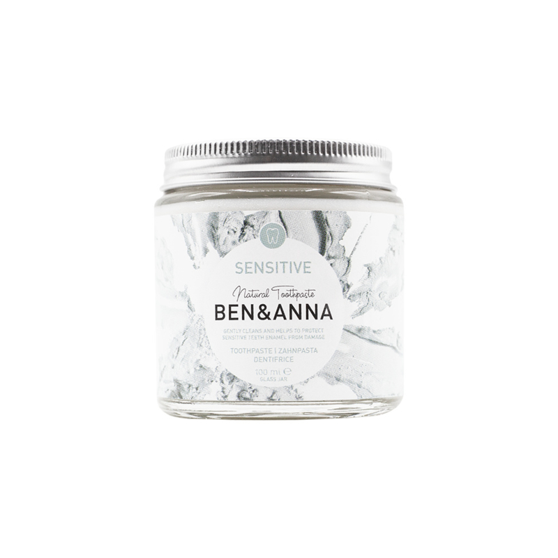 Tandpasta Sensitive 100 ml - Ben & Anna