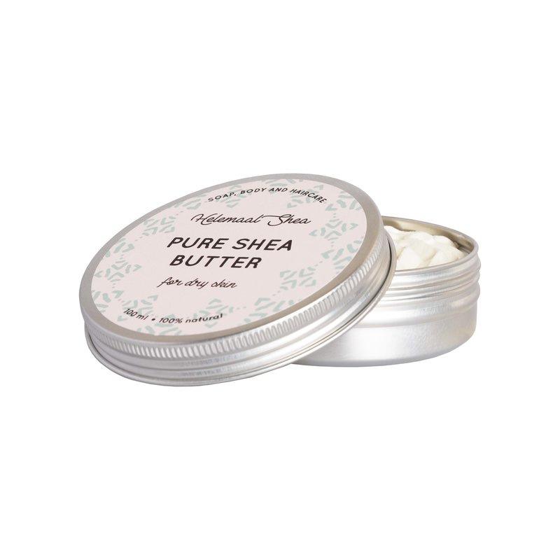 Pure Shea Butter 100 ml - HelemaalShea