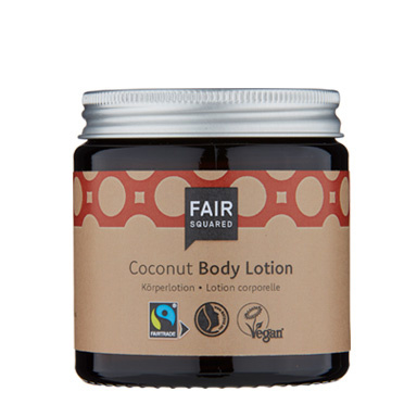 Body lotion  Coconut  100 ml - Fair Squared