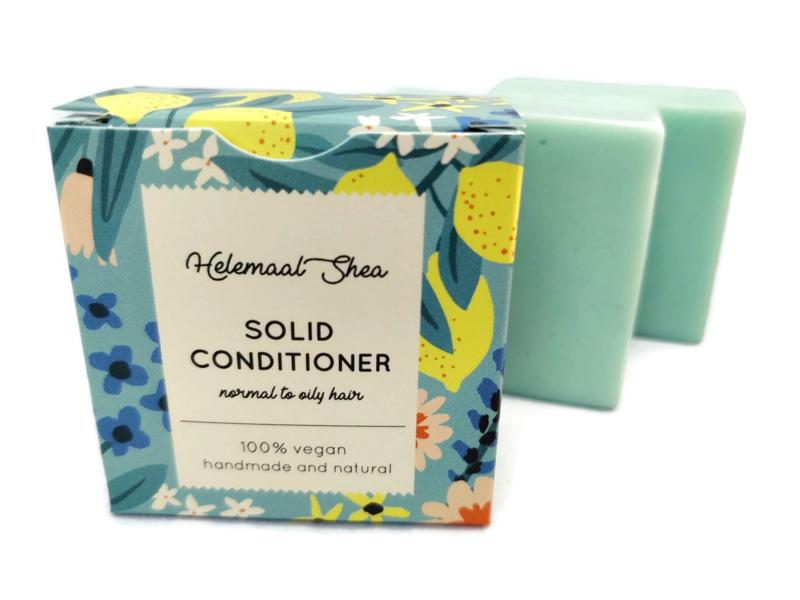 Solid conditioner (normaal tot vet haar) - HelemaalShea