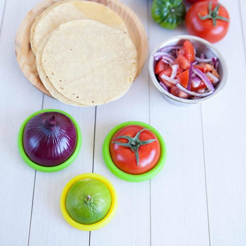 Food Huggers Fresh Greens set van 5