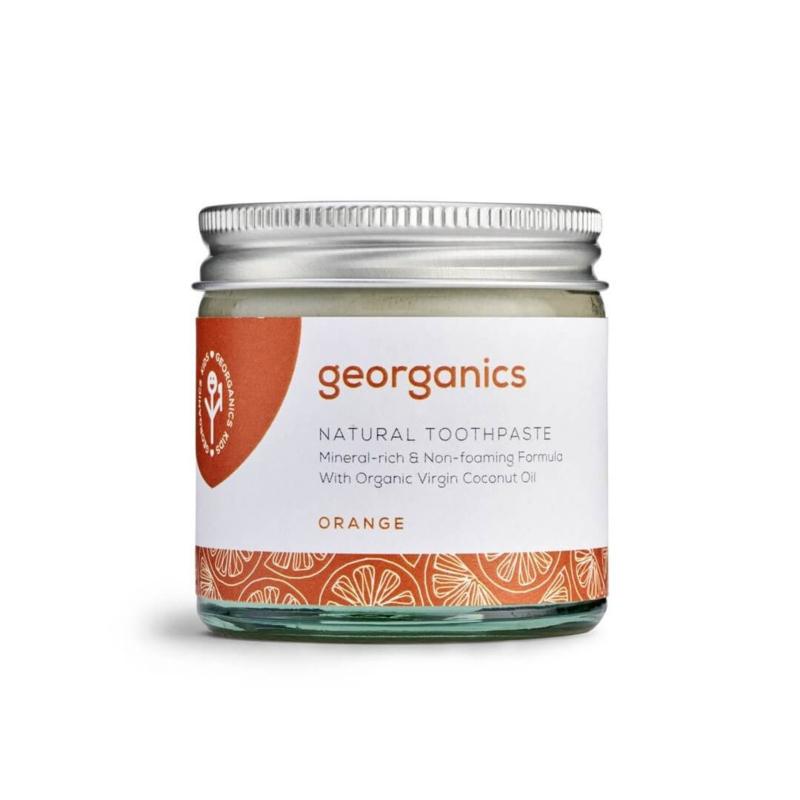 Tandpasta  Orange -  Georganics